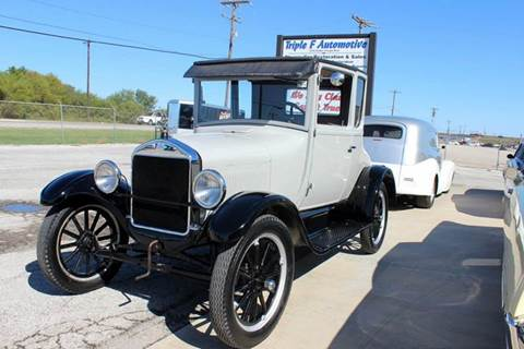 1926 Ford Model T for sale in Fort Worth, TX