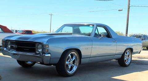 1971 Chevrolet El Camino for sale in Fort Worth, TX