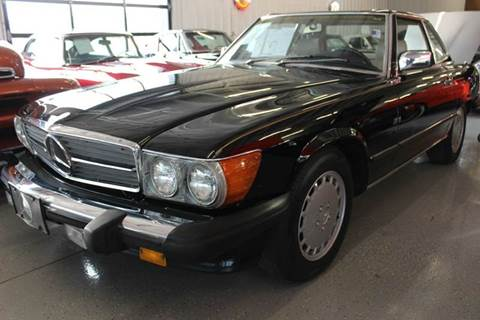 1988 Mercedes-Benz 560-Class for sale in Fort Worth, TX