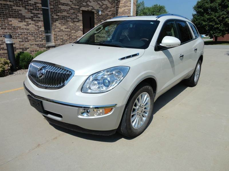 2011 buick enclave awd cxl 1 4dr suv w 1xl in clarence ia kinion auto sales service inc. Black Bedroom Furniture Sets. Home Design Ideas