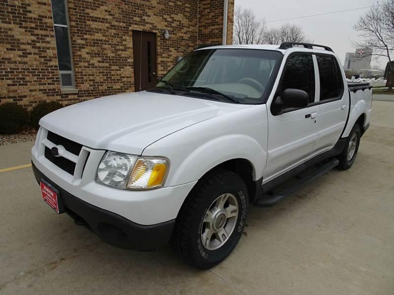 2004 ford explorer sport trac 4dr xlt 4wd crew cab sb in clarence ia kinion auto sales. Black Bedroom Furniture Sets. Home Design Ideas