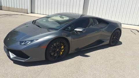 2015 Lamborghini Huracan for sale in Phoenix, AZ