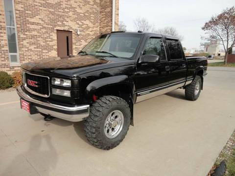 1999 gmc sierra 2500 for sale for Andy yeager motors in harrison arkansas