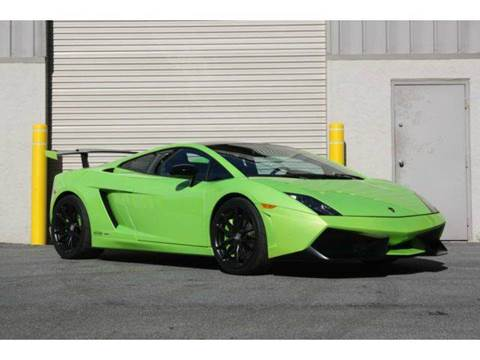 2009 Lamborghini Gallardo for sale in Phoenix, AZ