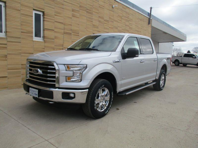 2016 ford f 150 xlt 302a 3 5l ecoboost max trailer tow pkg in fairmont mn fairmont ford. Black Bedroom Furniture Sets. Home Design Ideas