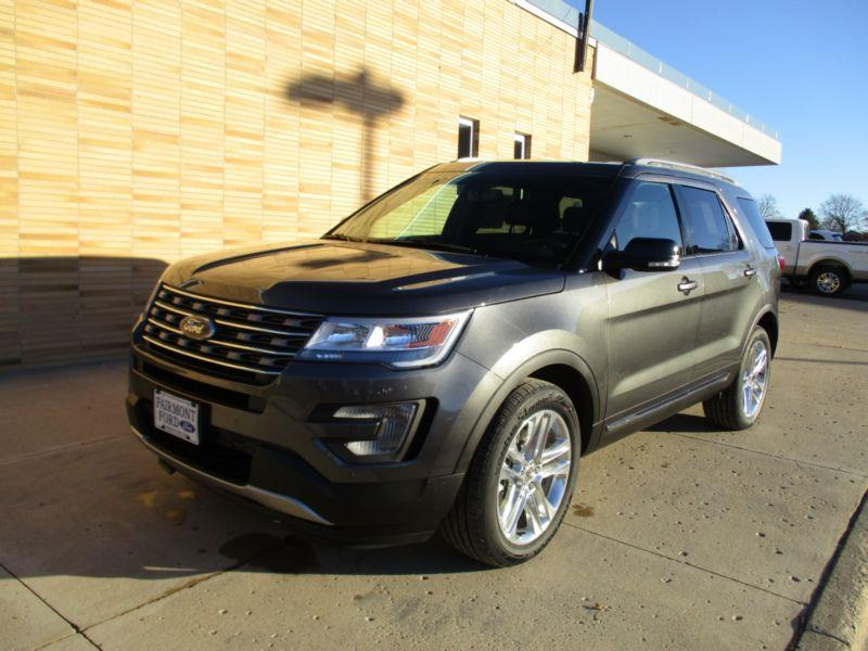2017 ford explorer awd xlt 4dr suv in fairmont mn fairmont ford. Black Bedroom Furniture Sets. Home Design Ideas