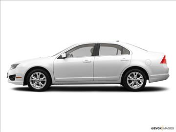 2012 Ford Fusion for sale in Fairmont, MN