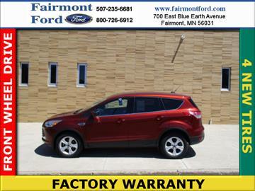 2014 Ford Escape for sale in Fairmont, MN