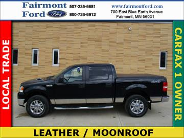 2008 Ford F-150 for sale in Fairmont, MN