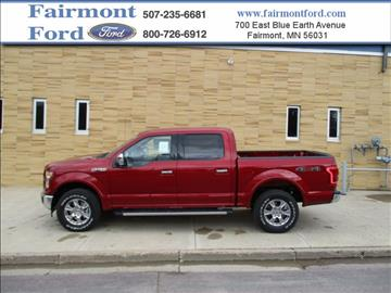 2017 Ford F-150 for sale in Fairmont, MN