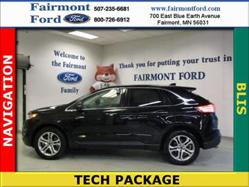2016 Ford Edge for sale in Fairmont, MN