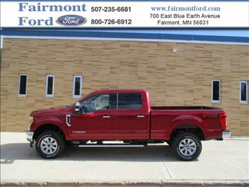 2017 Ford F-350 Super Duty for sale in Fairmont, MN
