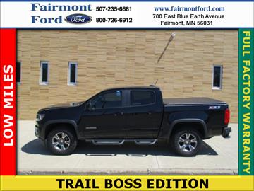 2015 Chevrolet Colorado for sale in Fairmont, MN