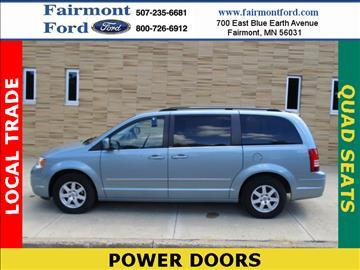 Minivans for sale fairmont mn for Militello motors fairmont mn