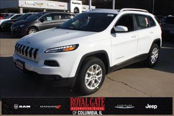 2017 Jeep Cherokee for sale in Columbia, IL