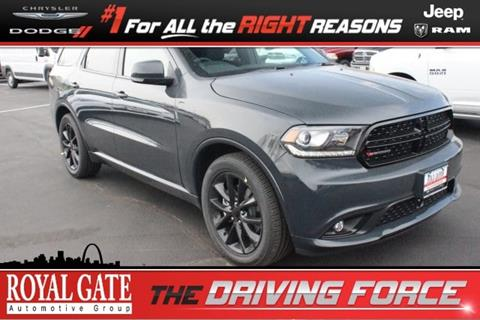 2017 Dodge Durango for sale in Columbia IL