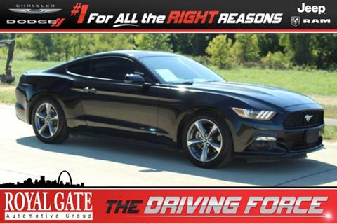 2015 Ford Mustang for sale in Columbia IL