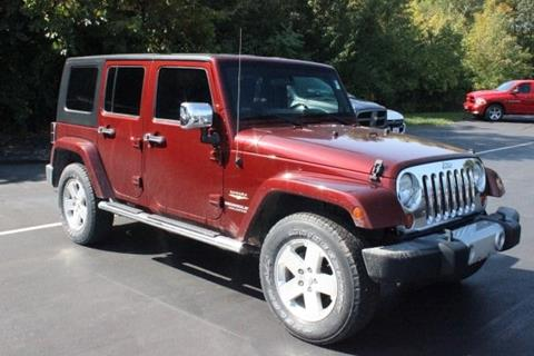 2008 Jeep Wrangler Unlimited for sale in Columbia IL