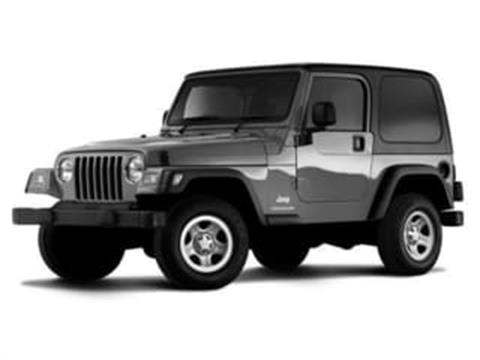 2004 Jeep Wrangler for sale in Columbia IL