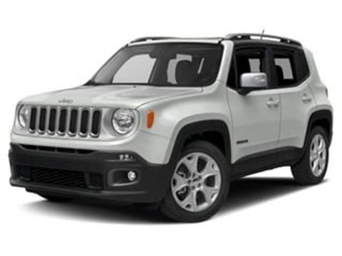 2017 Jeep Renegade for sale in Columbia IL