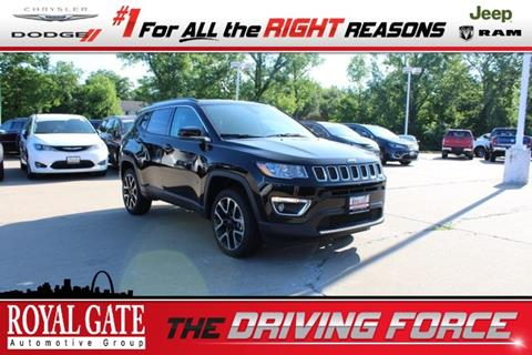 2017 Jeep Compass for sale in Columbia IL