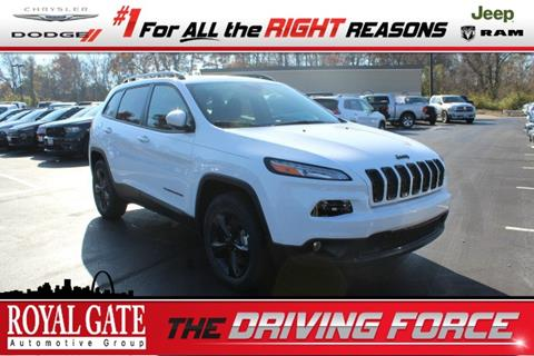 2018 Jeep Cherokee for sale in Columbia, IL