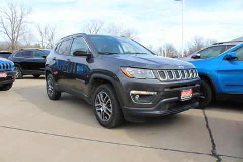 2018 Jeep Compass for sale in Columbia IL