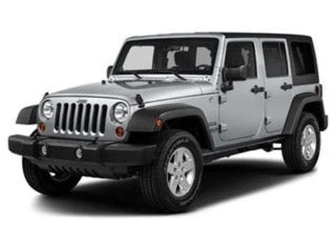 2017 Jeep Wrangler Unlimited for sale in Columbia, IL