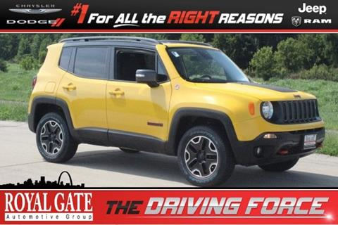 2015 Jeep Renegade for sale in Columbia IL