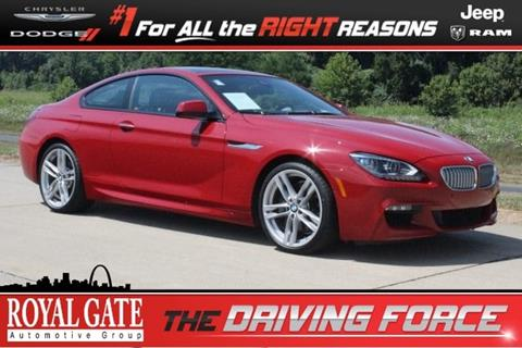2014 BMW 6 Series for sale in Columbia IL