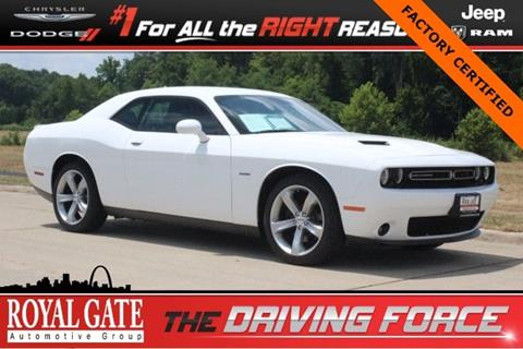 2016 Dodge Challenger for sale in Columbia IL