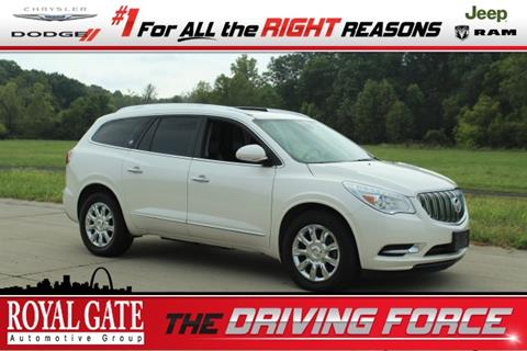 2015 Buick Enclave for sale in Columbia, IL