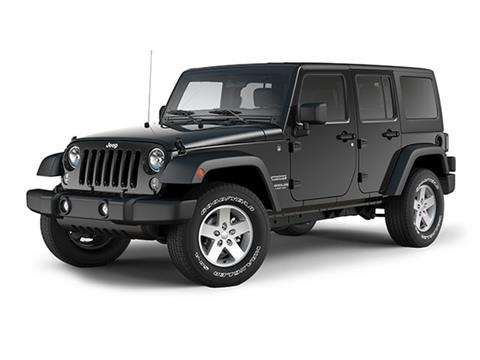 2017 Jeep Wrangler Unlimited for sale in Columbia IL