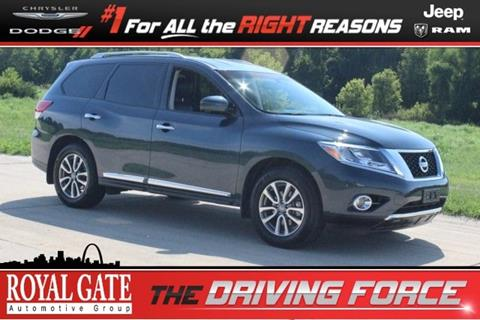 2015 Nissan Pathfinder for sale in Columbia IL