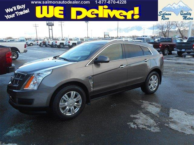 2011 Cadillac Srx Luxury Collection Awd 4dr Suv In Salmon