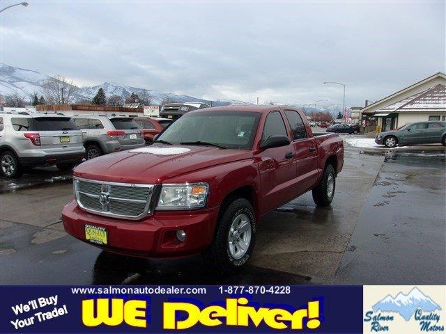 2008 Dodge Dakota Slt 4dr Crew Cab 4wd Sb In Salmon Id Quality Motors