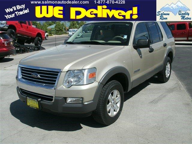 Used 2006 Ford Explorer Xlt 4dr Suv 4wd In Salmon Id At