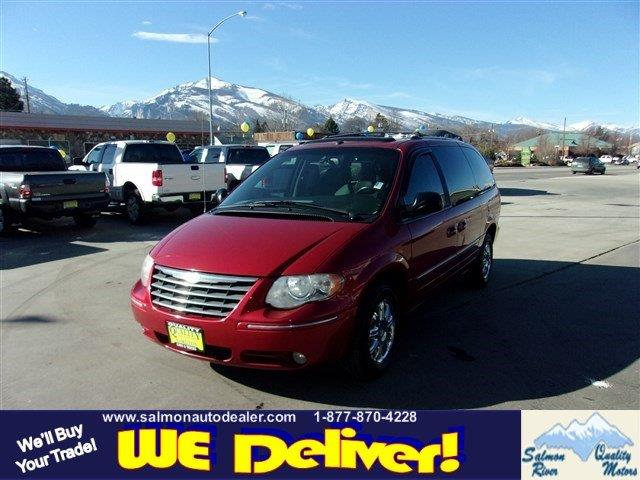 2007 Chrysler Town And Country Limited 4dr Extended Mini Van In Salmon Id Quality Motors