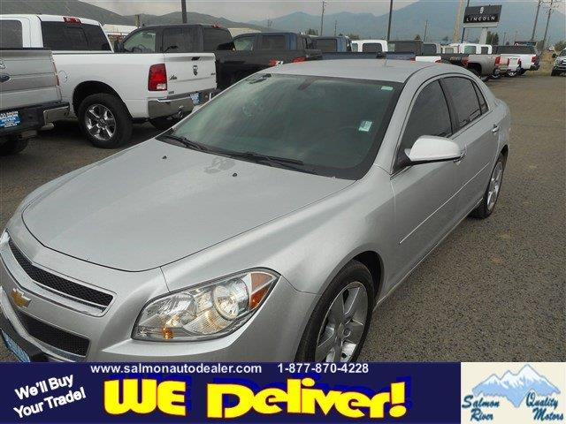 2012 Chevrolet Malibu Lt 4dr Sedan W 2lt In Salmon Id