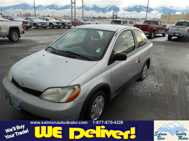 2001 Toyota Echo 2dr Coupe In Salmon Id Quality Motors