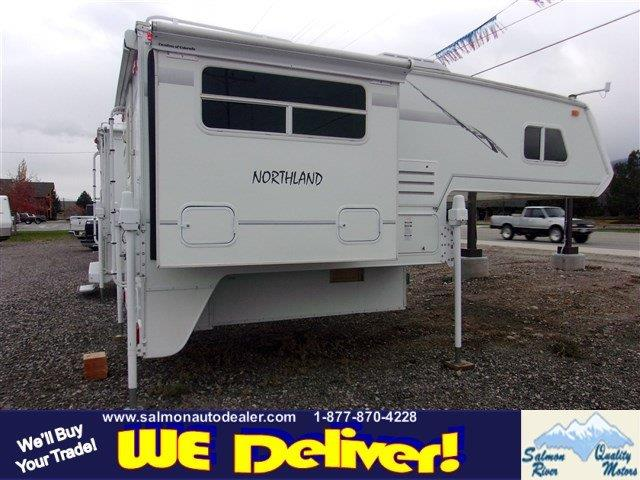 2005 Northland 860 Polar Slide In In Salmon Id Quality