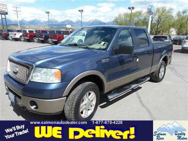 2006 Ford F 150 Lariat In Salmon Id Quality Motors