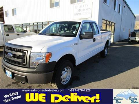2014 Ford F-150 for sale in Salmon, ID