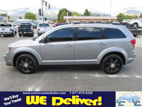 2016 Dodge Journey for sale in Salmon, ID