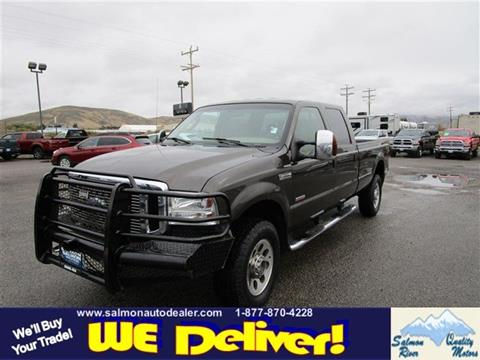 2007 Ford F-350 Super Duty for sale in Salmon, ID