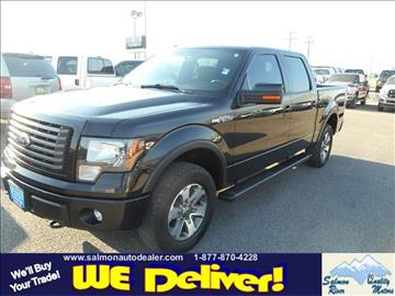 Used Cars Pickup Trucks Specials Salmon Id 83467 Quality