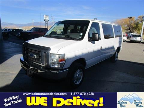 2008 Ford E-Series Wagon for sale in Salmon, ID