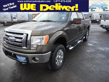 Ford F 150 For Sale In Salmon Id