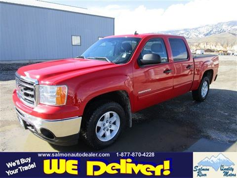 Used gmc sierra 1500 for sale in salmon id for Quality motors salmon idaho