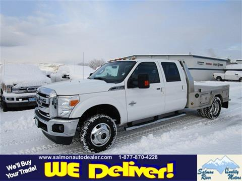 Used pickup trucks for sale in salmon id for Quality motors salmon idaho